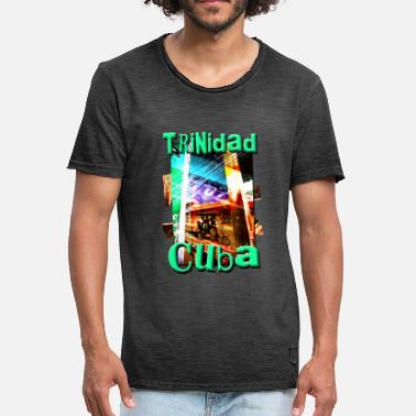 Trinidad James trinidad 01 - Men's Vintage T-Shirt