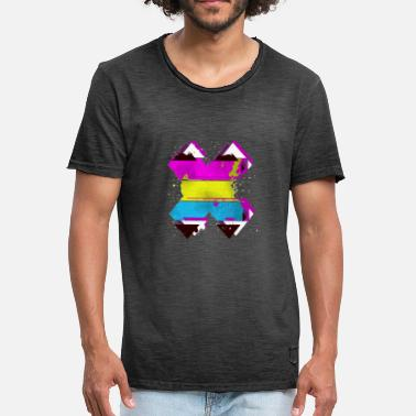 Pansexual pansexual - T-shirt vintage Homme