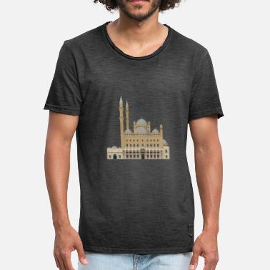 Mosh islam PNG12 - Mannen Vintage T-shirt