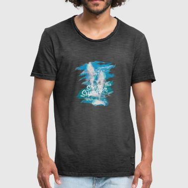 Dolphins Dolphins - Camiseta vintage hombre