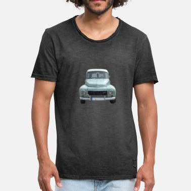 Oldtimers-youngtimers Buckelvolvo voiture ancienne - T-shirt vintage Homme