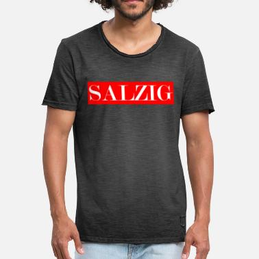 Urban Dictionary salty - Men's Vintage T-Shirt