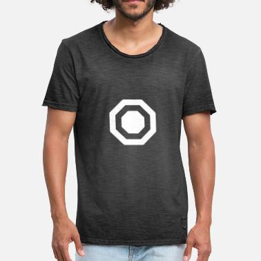 Octagon octagon - Men's Vintage T-Shirt