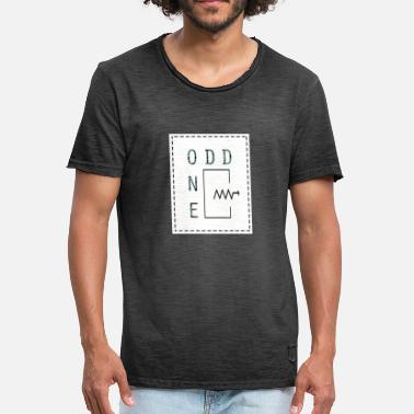 Odd Future Odd One Out Design - Men's Vintage T-Shirt