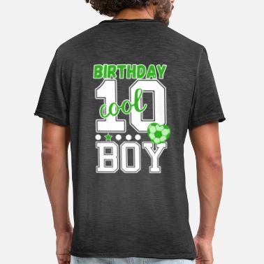 Suchbegriff Geburtstag Sport Fussball Junge Jungs T Shirts Online