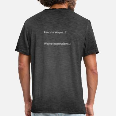 Kenny Kenny Wayne - Men's Vintage T-Shirt