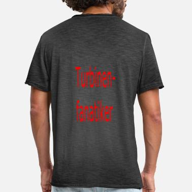 Turbine turbine fanatics - Men's Vintage T-Shirt