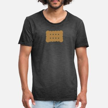 Biscuits biscuit - Men's Vintage T-Shirt