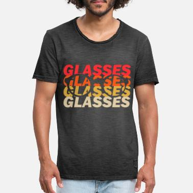 Sight short-sighted - Men's Vintage T-Shirt