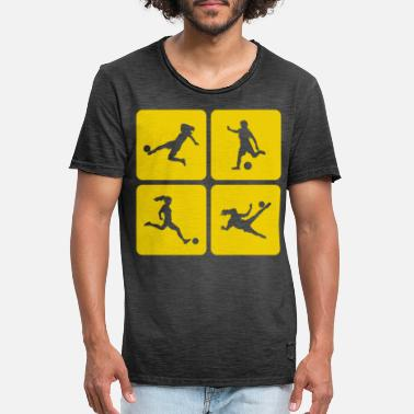 Womens Soccer Women soccer - Men's Vintage T-Shirt