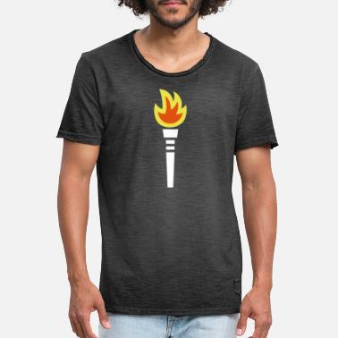Torch Torch - Men's Vintage T-Shirt