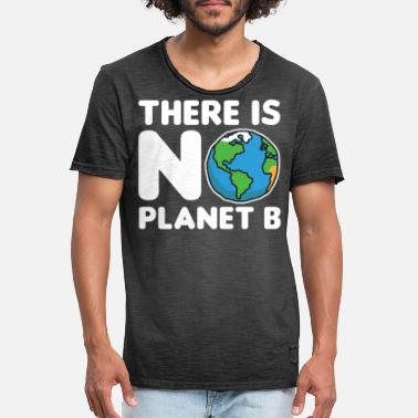 Protection Environment earth planet - Men's Vintage T-Shirt