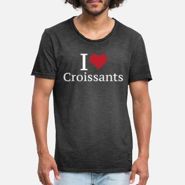 croissants - Men's Vintage T-Shirt