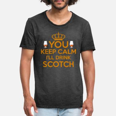 Scotch scotch - Vintage T-shirt herr