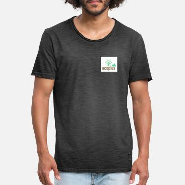 Ecocontest Eco plus - T-shirt vintage Homme