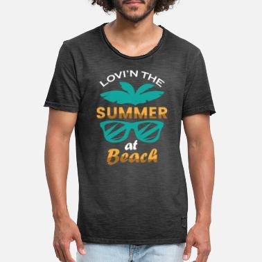 Beach Party Beach Party - Vintage T-shirt mænd