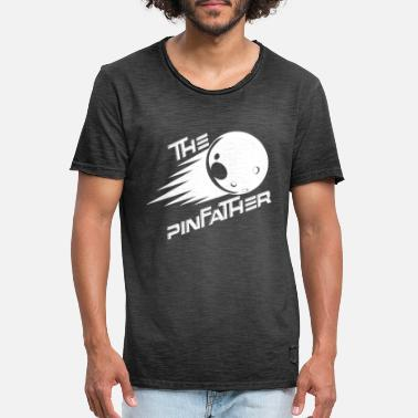 The pin father - Men's Vintage T-Shirt