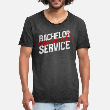 Farewell Party bachelor farewell party - Men's Vintage T-Shirt