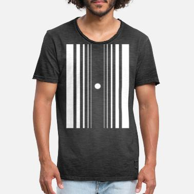 Cooper The Doppler Effect - Men's Vintage T-Shirt