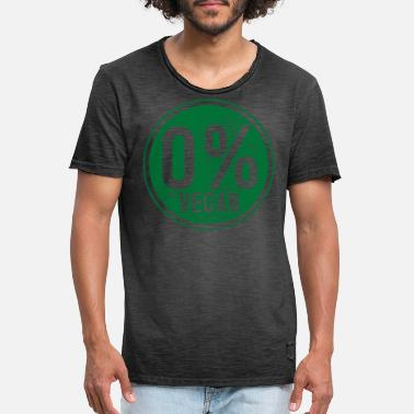 Anti Anti-Vegan - Men's Vintage T-Shirt