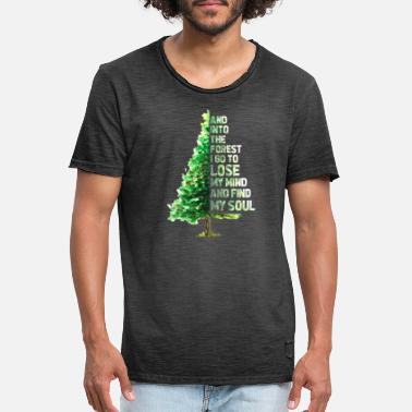 Forest Forest - Men's Vintage T-Shirt