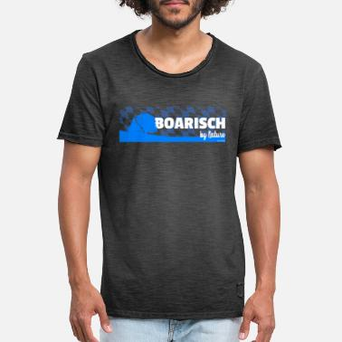 Boarisch Boarisch By Nature - Men's Vintage T-Shirt