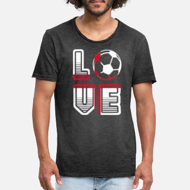 Summer Fairy Tale i Love England - Summer Fairy Tale 2018 - Football - Men's Vintage T-Shirt