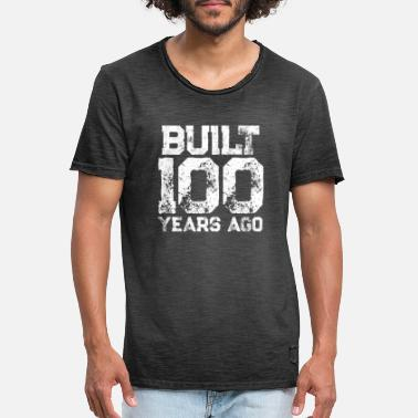 100th Birthday 100th birthday - Men's Vintage T-Shirt