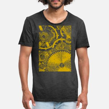 Clockwork clockwork - Men's Vintage T-Shirt