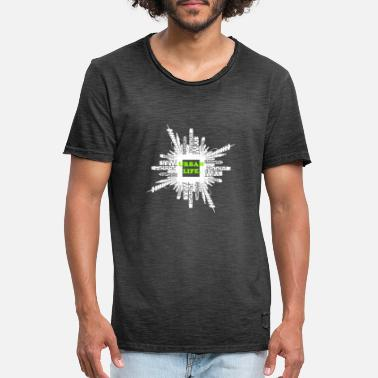 Urban Urban life - Men's Vintage T-Shirt