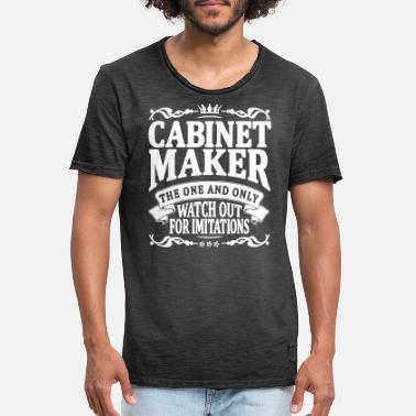 Cabinet Maker cabinet maker the one and only - Men's Vintage T-Shirt