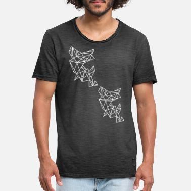 Filigree Filigree pattern - Men's Vintage T-Shirt