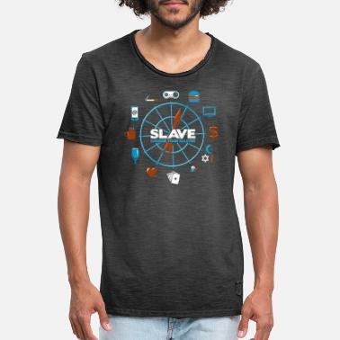 Slaves slave - Men's Vintage T-Shirt