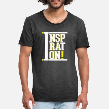 Inspiration tea gift motivation success - Men's Vintage T-Shirt