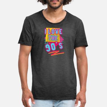 Tøj Old School T shirts bestil online | Spreadshirt