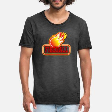 Fireball xts0348 - Men's Vintage T-Shirt