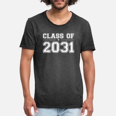 2031 Class of 2031 - Men's Vintage T-Shirt