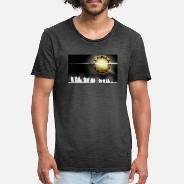 The journey can begin - Men's Vintage T-Shirt