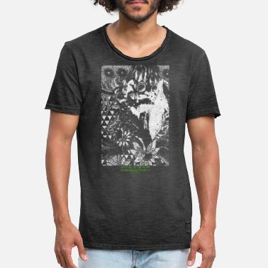 Live Exorcism of the Manihasa Highland - Männer Vintage T-Shirt