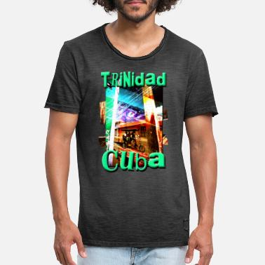 Trinidad James trinidad 01 - Vintage T-skjorte for menn