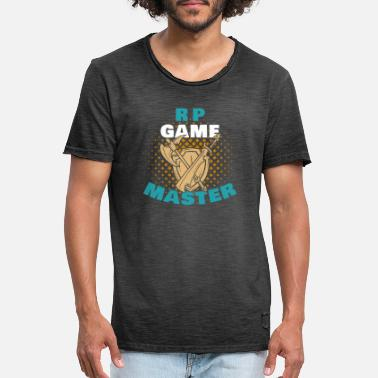 Role Playing Game role playing game - Men's Vintage T-Shirt