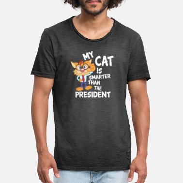 Funny shirt kota mój kot miał rację o Tobie T shirt prezent