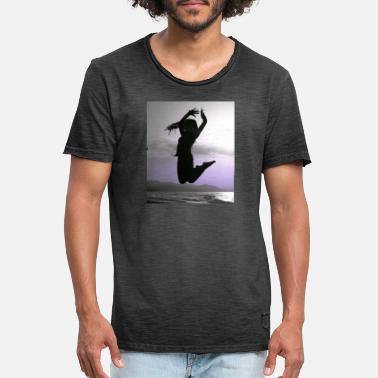 Black Joy - Men's Vintage T-Shirt