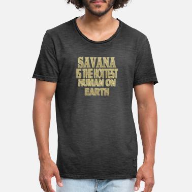 Beställ Savann T shirts online   Spreadshirt