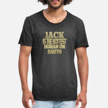 Jacked Jack - Men's Vintage T-Shirt