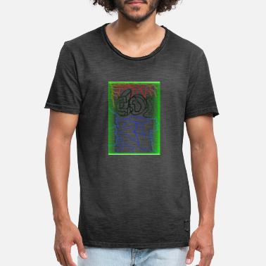Trends 2020 Trend 2020 - Men's Vintage T-Shirt