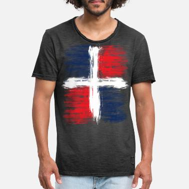 Dominican Republic Dominican Republic - Men's Vintage T-Shirt