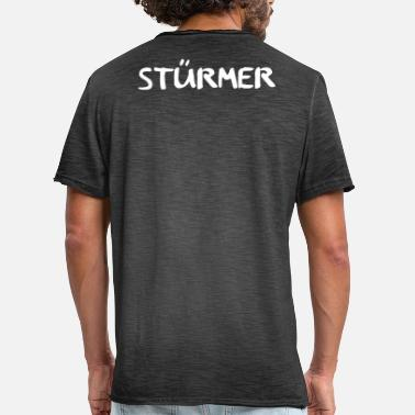 Striker striker - Men's Vintage T-Shirt