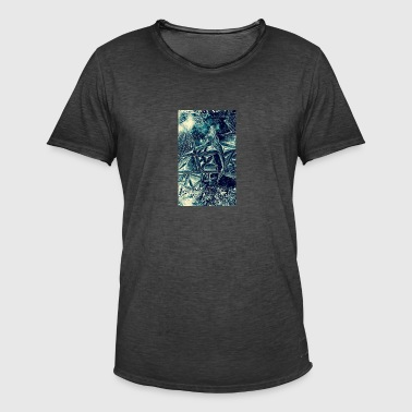 Frozen Nature - Men's Vintage T-Shirt