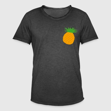 ananas - T-shirt vintage Homme